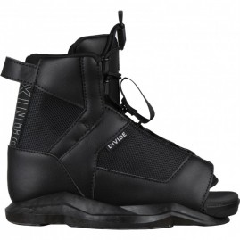 Ronix Divide Black Boy's Boot EU 33-37/US 2-6
