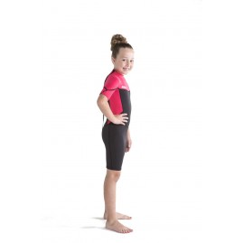 Jobe Boston Shorty 2mm Wetsuit Kids Hot Piink