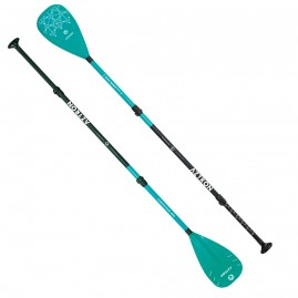 Aztron Mach 3-sections Fiberglass SUP Paddle