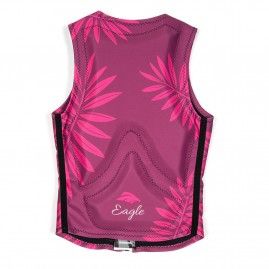 Masterline Eagle Women's Pro Logo Vest Watermelon