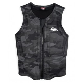 Masterline Eagle Women's Camo Vest Black Camo