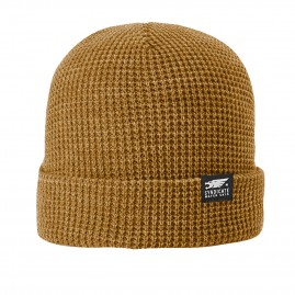 HO Sports Syndicate Rolled Beanie Wheat
