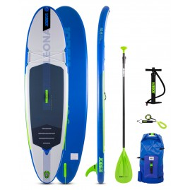 Jobe Leona 10.6 Inflatable Paddle Board Package