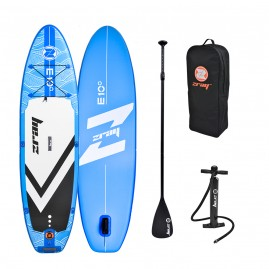 Z RAY E10 9'9'' iSUP with paddle
