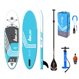 """ZRAY X-Rider 10'2"""" Inflatable SUP board complete package"""