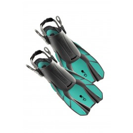 Ocean Reef Duo Travel Ready Fins Yellow