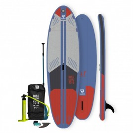 Brunotti Discovery 10'6'' iSUP Package - Blue