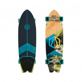 """Aztron SURFSKATE FOREST 34"""""""