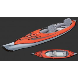 ADVANCEDFRAME® CONVERTIBLE KAYAK
