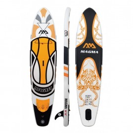 2017 Aqua Marina Magma Inflatable Stand-up Paddle Board