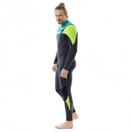 Jobe Perth 3/2mm Wetsuit Men Teal Blue