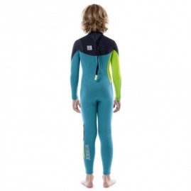 Jobe Boston 3/2mm Wetsuit Kids Teal Blue