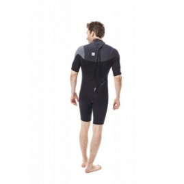 Jobe Perth Shorty 3/2mm Wetsuit Men Graphite Grey