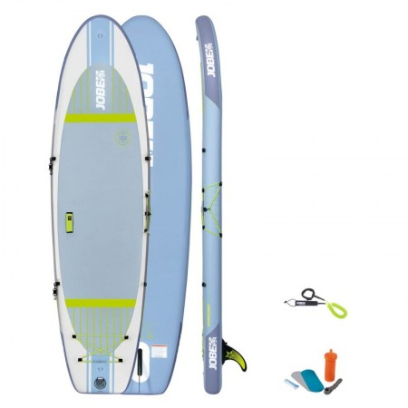 Jobe Lena 10,6 Yoga Board+Leash+Rep, Kit